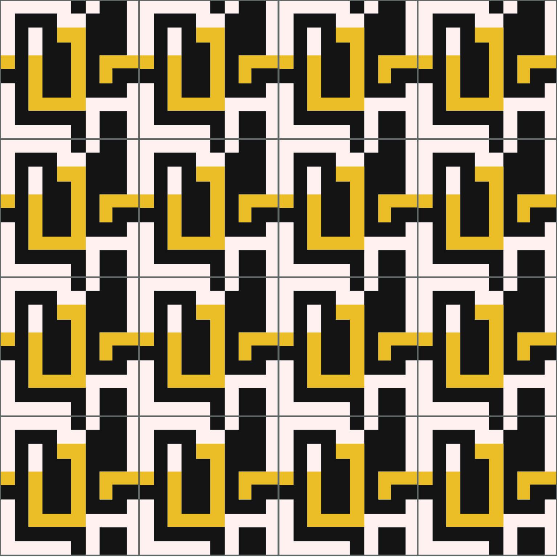 mosaico, A. Zittel